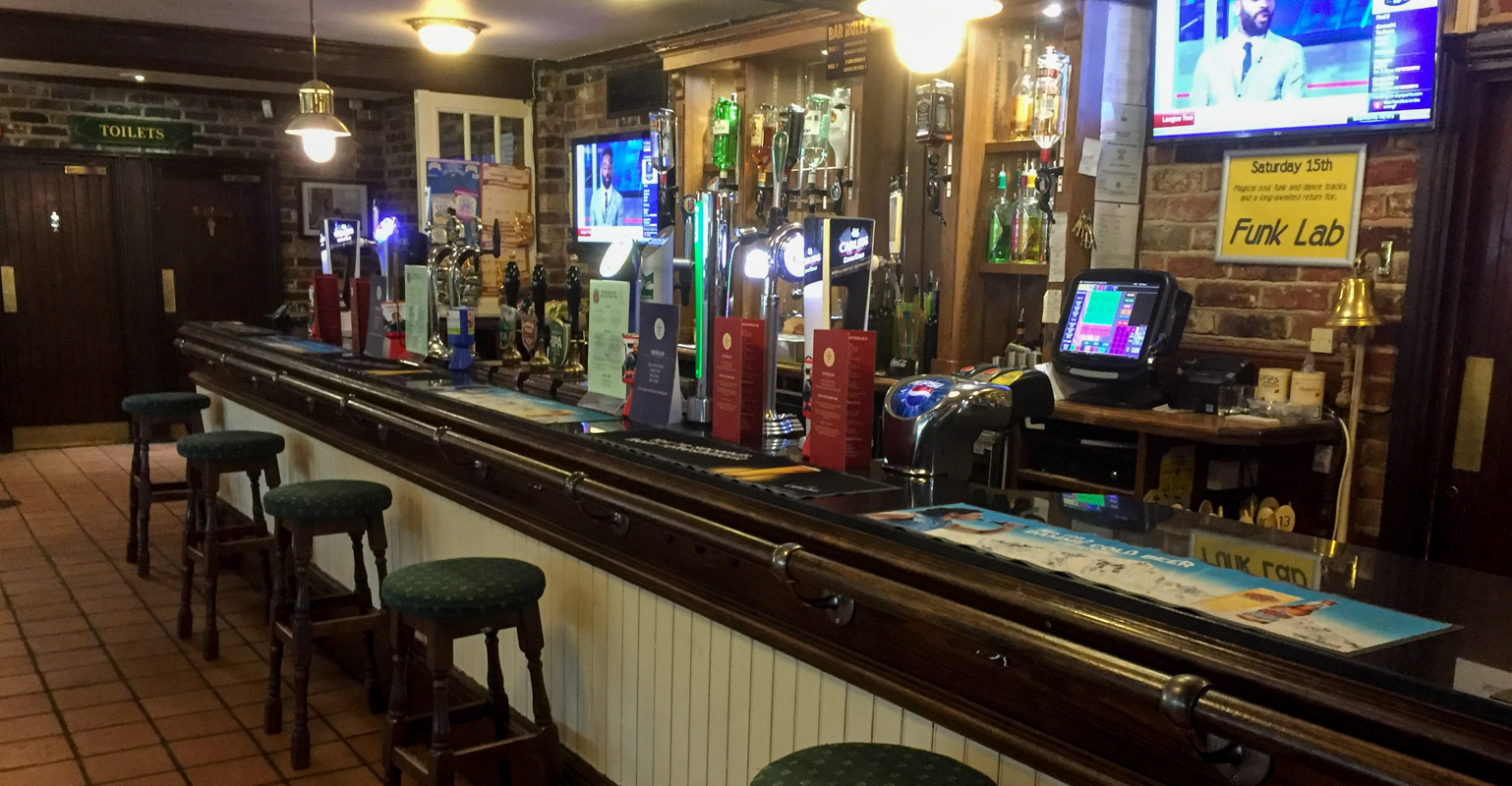 The Falkners Arms Bar